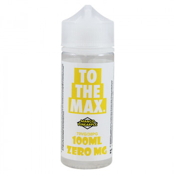 Mango Pineapple (100ml) Plus Liquids by To The Max