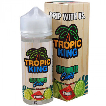 Cucumber Cooler (100ml) Plus e Liquid by Tropic King