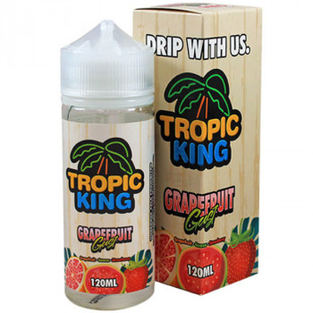 Grapefruit Gust (100ml) Plus e Liquid by Tropic King