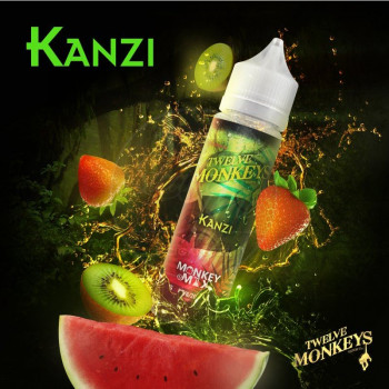 Kanzi (50ml) Plus e Liquid by Twelve Monkeys