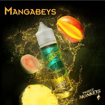 Mangabeys (50ml) Plus e Liquid by Twelve Monkeys