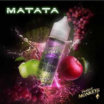 Matata (50ml) Plus e Liquid by Twelve Monkeys