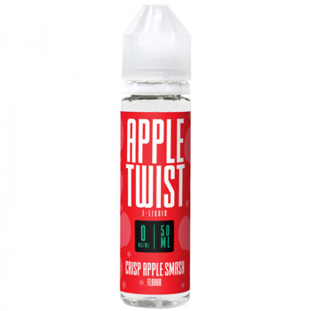 Crisp Apple Smash - Cookie Twist Serie (50ml) Plus by Twist e Liquid