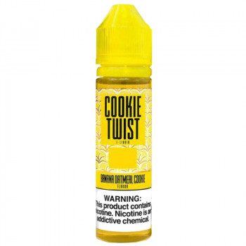 Banana Oatmeal Cookie - Cookie Twist Serie (50ml) Plus by Twist e Liquid