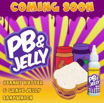 PB&J by Tricker Treatz 60ml