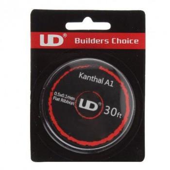 UD KA1 0,5mm x 0,1mm Flat Ribbon 10Meter (0,69€/1m)