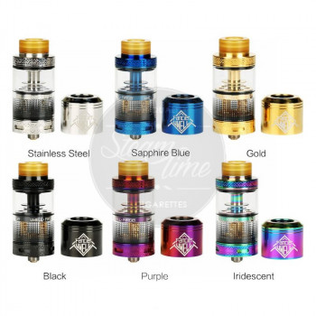 Uwell Fancier RTA / RDA 4ml Verdampfer Tank