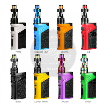 Uwell Ironfist 5ml 200W TC Kit inkl. Crown 3