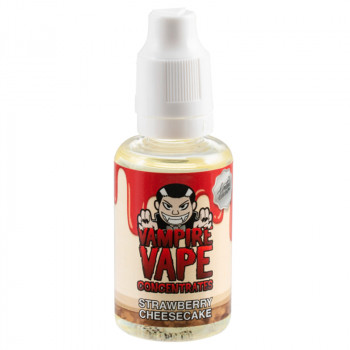 Strawberry Cheesecake Aroma 30ml by Vampire Vape
