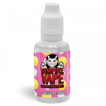 Sweet Lemon 30ml Aroma by Vampire Vape