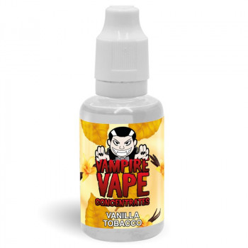 Vanilla Tobacco Aroma 30ml by Vampire Vape