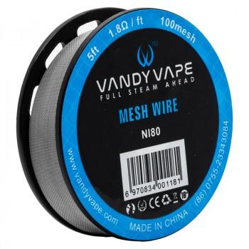 VandyVape Mesh Wire Ni80