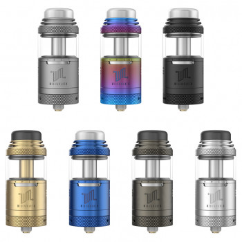 VandyVape Widowmaker 5ml/6ml RTA Verdampfer Tank