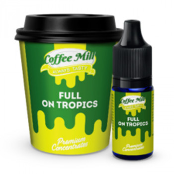 Full On Tropics 10ml Aroma by Coffee Mill