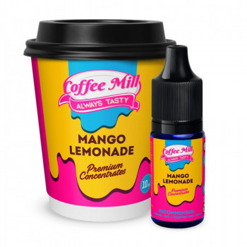 Mango Lemonade 10ml Aroma by Coffee Mill
