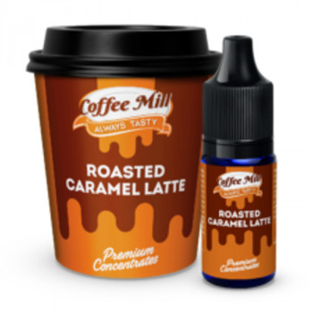 Roasted Caramel Latte 10ml Aroma by Coffee Mill