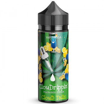 ClouD Tailz ClouDrippin Psychedelic Edition 20ml Bottlefill Aroma by VapeHansa