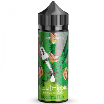 Woodruffin Milk ClouDrippin Psychedelic Edition 20ml Bottlefill Aroma by VapeHansa