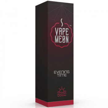 Evening Time (100ml) Plus e Liquid by Vape Me On