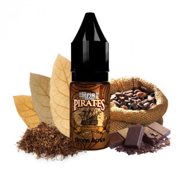 Tobacco Chocolate Pirates Serie 10ml Aroma Vapempire by Empire Brew