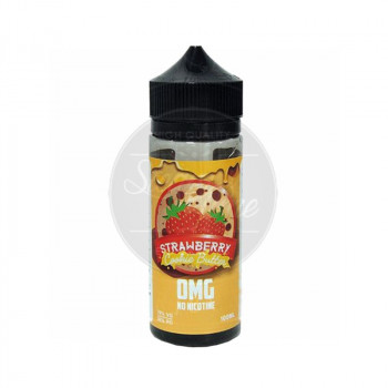 Strawberry Cookie (100ml) Plus e Liquid by Vaper Treats