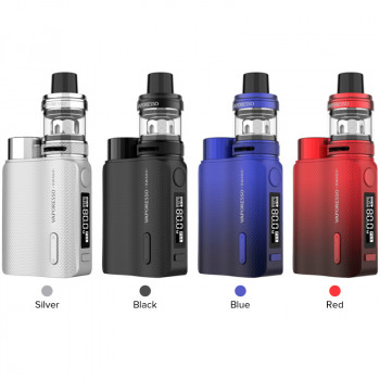 Vaporesso Swag II 3,5ml TC Kit inkl. NRG PE Tank