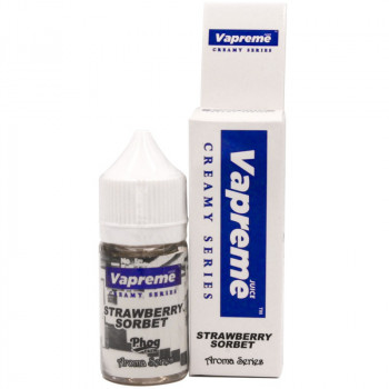 Strawberry Sorbet Creamy 30ml Aroma by Empire Brew