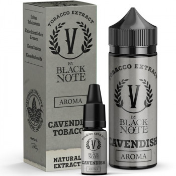Cavendish V 10ml Bottlefill Aroma by Black Note
