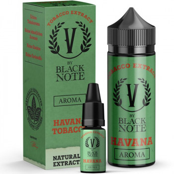 Havana V 10ml Bottlefill Aroma by Black Note