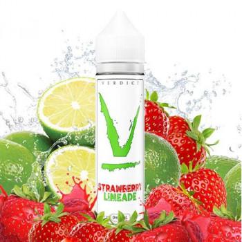 Strawberry Limeade (50ml) Plus e Liquid by Verdict Vapors