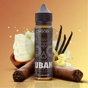 Cubano (50ml) Plus e Liquid by VGOD