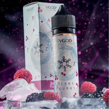 Frozen Berry Flurry (50ml) Plus e Liquid by VGOD