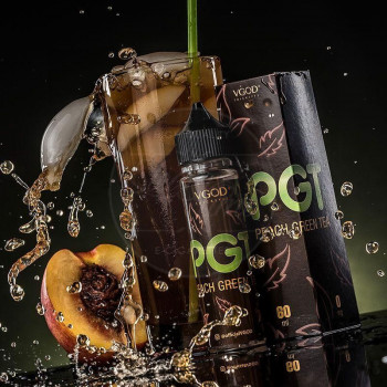 PGT Pink Green Tea (50ml) Plus e Liquid by VGOD