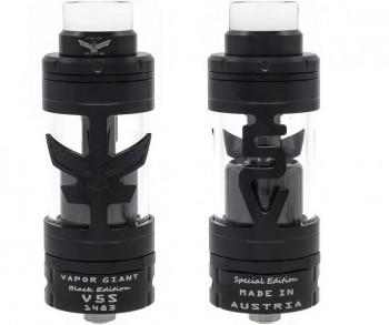 Vapor Giant v5 S 4,2ml RTA Verdampfer Black Edition