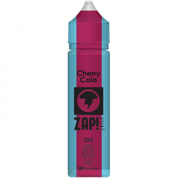 Cherry Cola (50ml) Plus e Liquid Vintage Cola Selection by ZAP! Juice