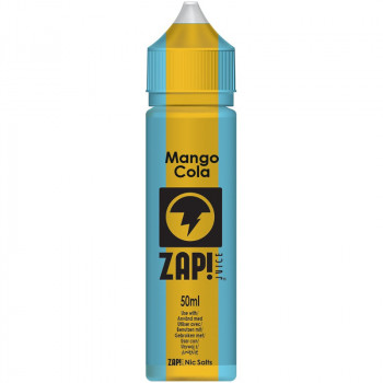Mango Cola (50ml) Plus e Liquid Vintage Cola Selection by ZAP! Juice