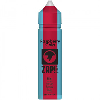 Raspberry Cola (50ml) Plus e Liquid Vintage Cola Selection by ZAP! Juice