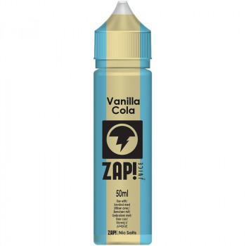 Vanilla Cola (50ml) Plus e Liquid Vintage Cola Selection by ZAP! Juice