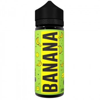 Banana (100ml) Plus e Liquid by VoVan