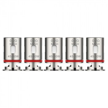 Vaporesso GTX Coil (5er Pack) Verdampferköpfe Serie für Vaporesso Target PM80