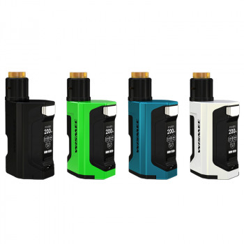Wismec Luxotic DF 7ml 200W Kit inkl. Guillotine V2 RDA