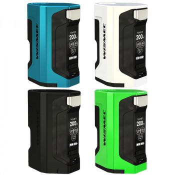 Wismec Luxotic DF 7ml 200W Mod Akkuträger