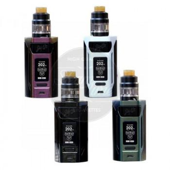 Wismec Reuleaux RX2 21700 4ml 230W TC Kit inkl. Gnome Tank & Akku