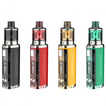 Wismec Sinuous V80 3ml 80W TC Kit inkl. Amor NSE Tank