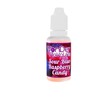 Sour Blue Raspberry Candy 30ml Aroma by Wonder Flavours