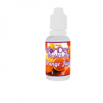 Orange Juice 30ml Aroma by Wonder Flavours