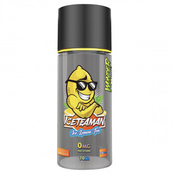 Iceteaman (70ml) Plus e Liquid by Wonder Flava