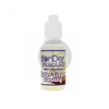 Butter Cream Frosting SC 30ml Aroma by Wonder Flavours