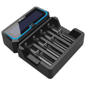 XTAR X4 4-Slot Charger Ladegerät