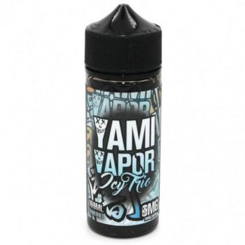 Icy Trio (100ml) Plus e Liquid by Yami Vapor